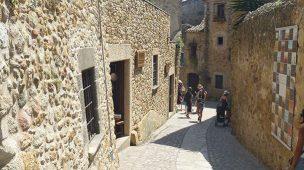 Pals, Girona, Catalunha, Espanha