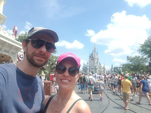 Magic Kingdom - Disney - Orlando